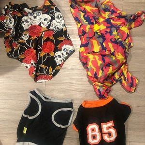 Puppy clothes 🐶